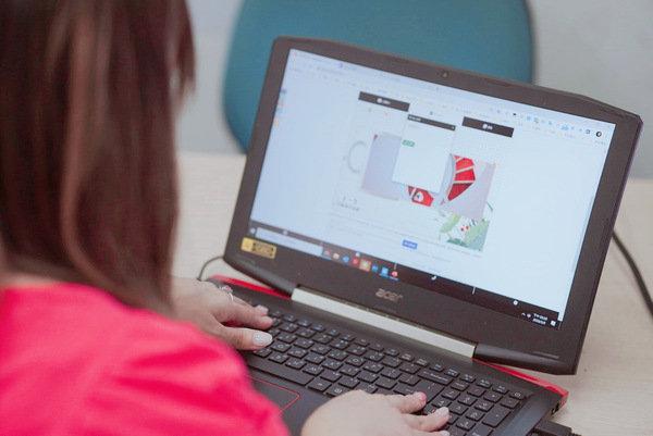 客製化商品圖片選擇-UV直噴機
