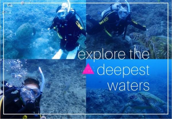 GS小企劃 |viki的小琉球三天兩夜 PADI 考潛水證照日記 | 北中南潛水證照懶人包