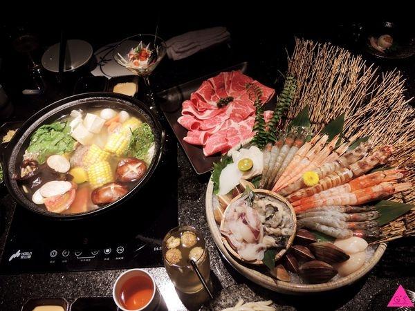 [GS愛吃鬼]國父紀念館站X囍聚 精緻鍋物 X 藝人主播大力推薦 吃得出食材原味的頂級鍋物