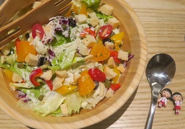 [GS愛吃鬼] 四蔬五莖X文創的西式蔬食餐廳 X永和創意料理