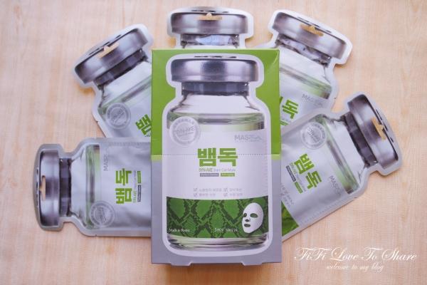 ▌保養 ▎Mask House胜肽․養護面膜♥擺脫老化的現象