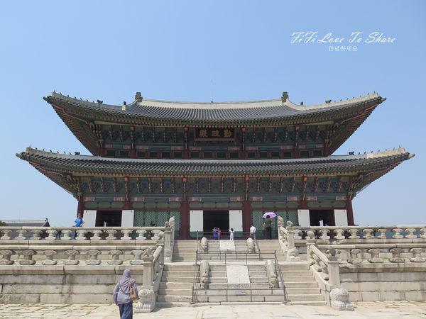 ▌韓國景點 ▎景福宮경복궁