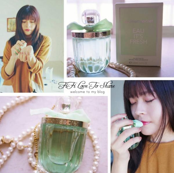 ▌香水 ▎Eau It's Fresh花漾清新女性淡香水