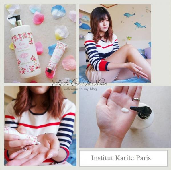 ▌保養 ▎Institut Karite Paris 巴黎乳油木系列♥呵護每一吋肌膚