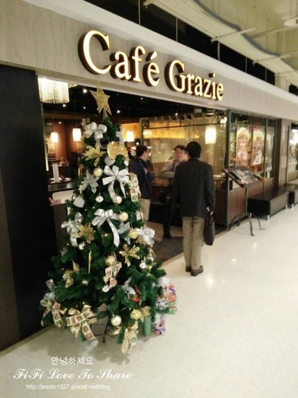 ▌彰化食記 ▎彰化家樂福店Caf'e Grazie義式屋古拉爵♥ 歡樂雙人餐