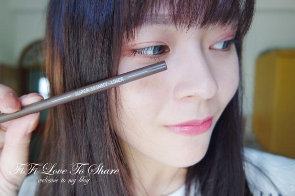 ▌彩妝 ▎韓國 MISSHA 極細眼線筆