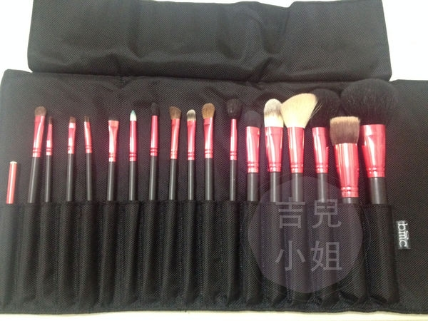 Bundle Monster 頂級攝影棚18件刷具組Bundle Monster 18 piece Premium Studio Pro Cosmetic Makeup Brush Set