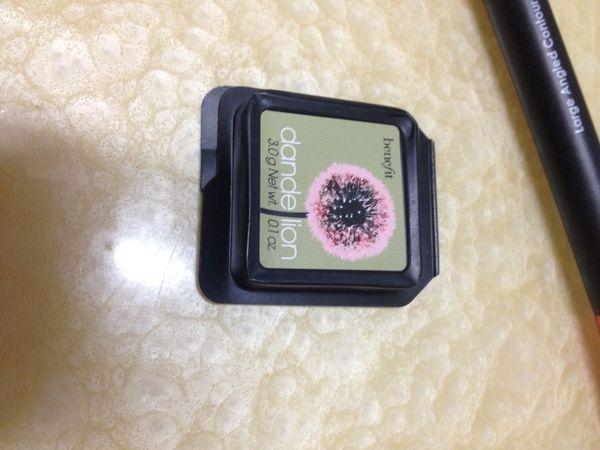 Benefit 蒲公英蜜粉盒dandelion
