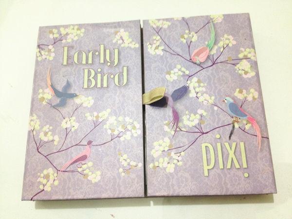 ~人見人愛~英國Pixi Early Bird Kit 早晨彩盤
