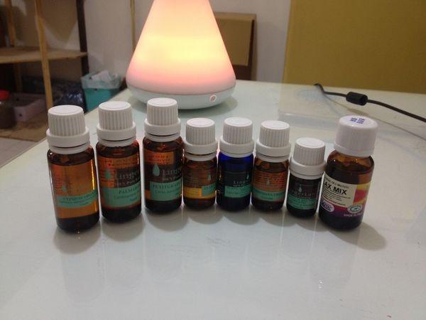 Lingerlab澳洲有機植物芳療精油