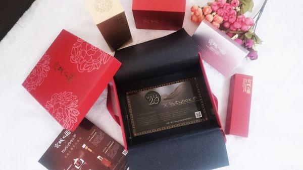 ♣ 超奢華保養禮盒 ↬ butybox X 京城之霜 ✍ 邀稿