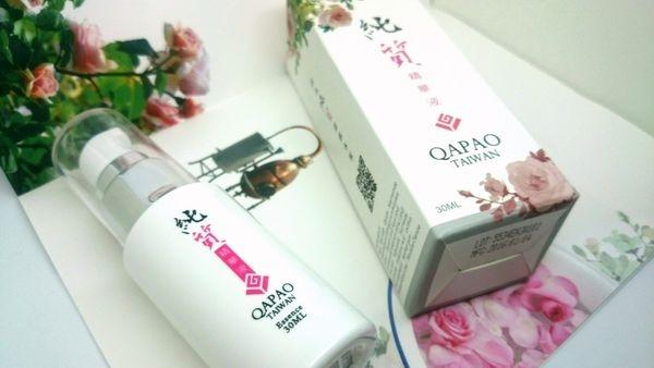 ♣ 玫瑰香氛 ↬ Q阿寶 純質精華液 ✍ 體驗