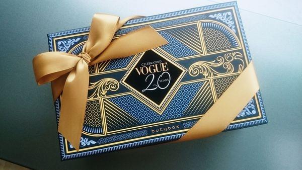 ♣ VOGUE 20周年 ↬ butybox 9月美妝體驗盒 ✍ 邀稿