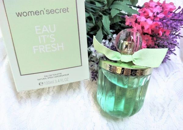 ♣ 玩香女人 ↬ Women'Secret 花樣清新女性淡香水 ✍ 體驗