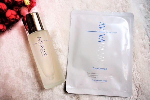 ♣ 意外的穩定肌膚 ↬ AVIVA 保濕美白機能化妝水 & 完美極致生物面膜 ✍ 體驗