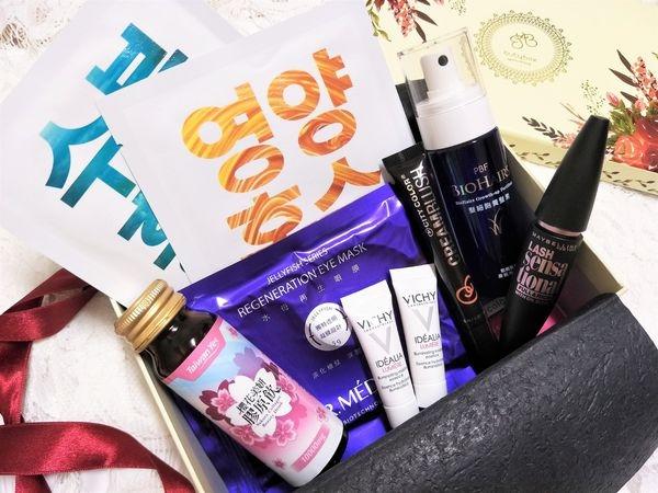 物超所值  butybox 5月美妝體驗盒  邀稿