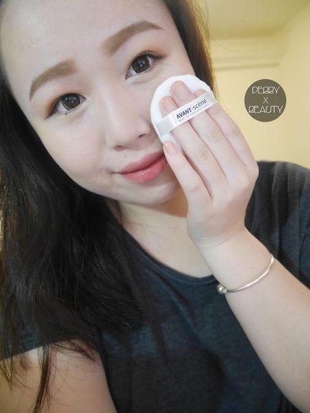 【黛比美妝】AVANT SCENE HD珊瑚精萃定妝蜜粉|透明控油定妝・柔膚平滑肌