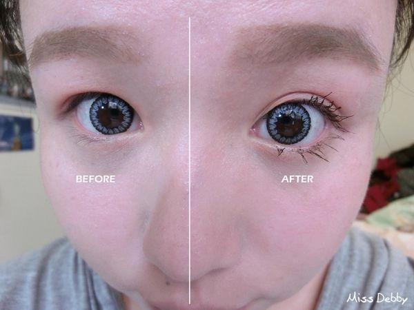 【黛比睫毛】打造深邃濃翹・激長捲翹電眼|日本AB絲漾極捲長睫毛膏・極輕纖維刷頭
