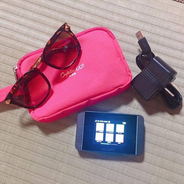★分享★ CyberGo賽博購 SoftBank口袋機 PocketWifi機 讓我在日本旅遊也可以隨時隨地想滑就滑^^