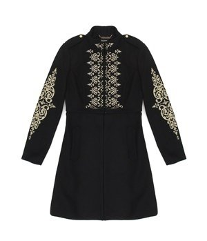 JCWFWJ57410SG4 HW MELTON EMBROIDERED COAT BLACK 0004 TWD24500.jpg