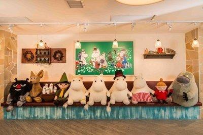 3. Moomin 以嚕嚕米小屋為藍圖做設計,一進門就可見到10位嚕嚕米家族成員歡迎粉絲作客。.jpg