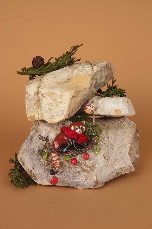 聖誕限定-浣熊小紅帽蕾歐妮系列形象圖.jpg