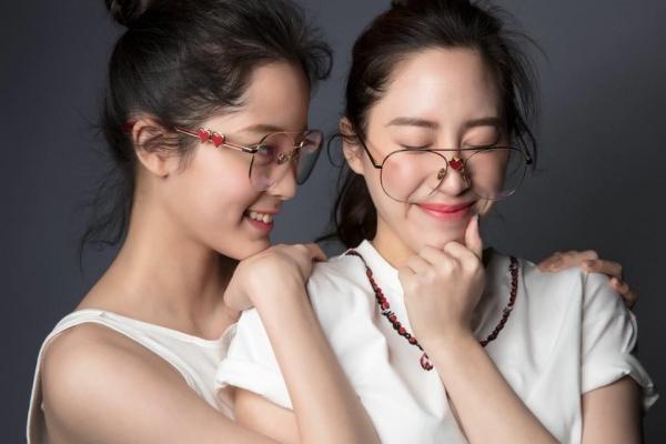 時尚歐陽姊妹聯名款 KlassiC*XOONOOX 太陽眼鏡 春夏不可或缺的時尚配件