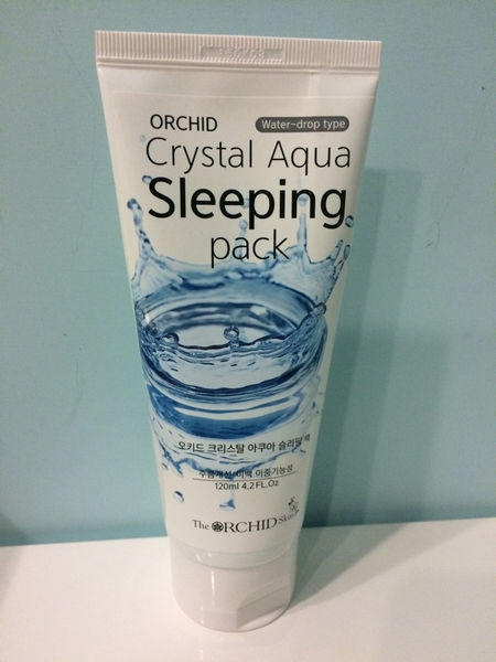 [韓國保養品使用心得]-The RCHID Skin (Sleeping Pack)