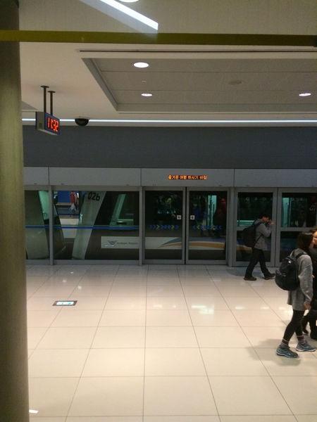 Korea trip day 1 韓國首爾遊-第一天 (ICN仁川機場-->明洞-->弘大-->新村)