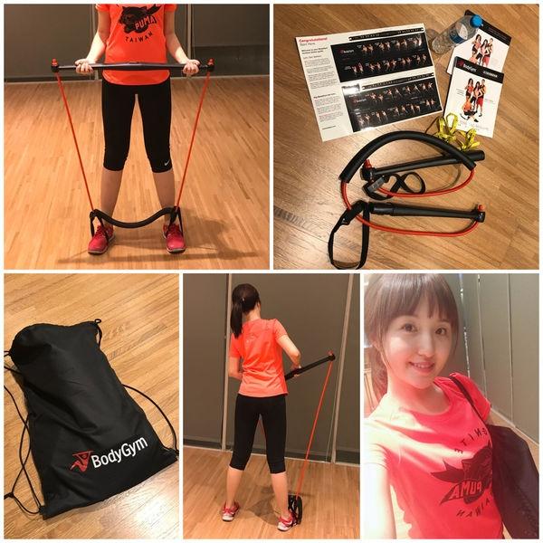 [運動健身]BodyGym家庭式健身器材—在自己家運動也能有在健身房的效果