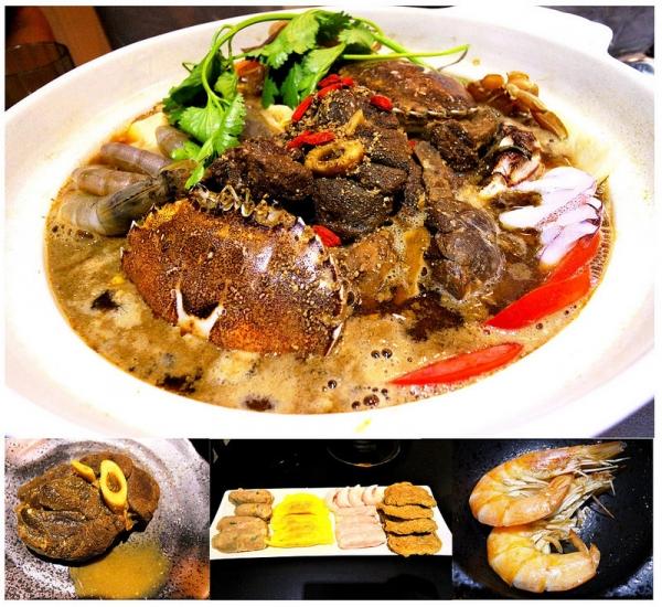 台省製燒海鮮羊肉爐 台北美食推薦 冬令進補超鮮甜湯頭
