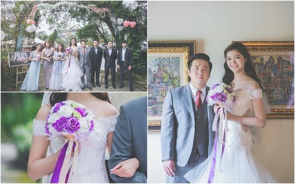 手工珠寶捧花推薦 浪漫婚禮不可缺少的奢華夢幻元素