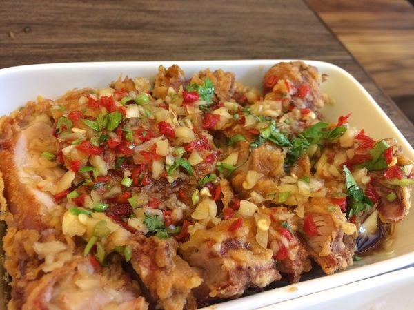 台北士林美食推薦 泰南吃 泰式料理平價高CP值 超美味平價的泰式料理 士林夜市美食