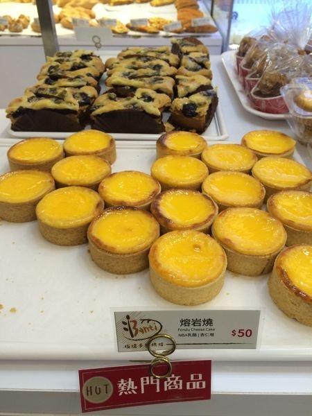 台北南京麵包蛋糕甜點下午茶推薦 坂堤手感烘培 這麼有質感價錢卻這麼親民 熔岩燒 森林莓果派