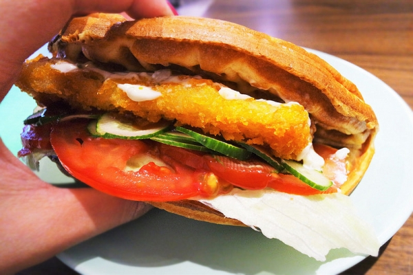 台北新莊美食推薦|瑞比早午餐 平價大份量超美味