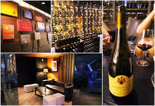台北大安酒吧 葡萄酒藏餐廳推薦 鈞太酒藏 品嚐各地的葡萄酒文化 享受VIP級的尊榮禮遇