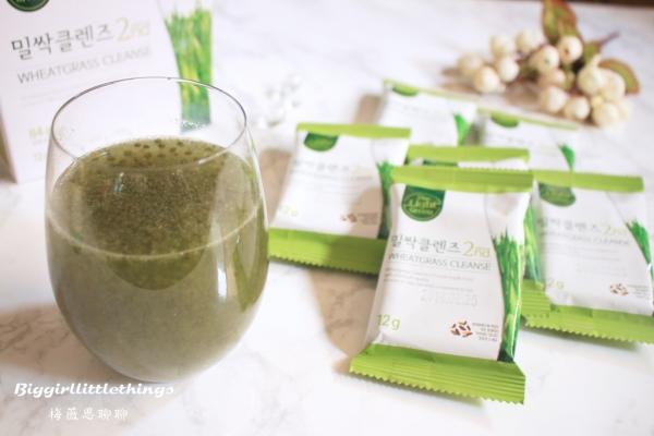[ 食 ] 【韓國酵果美麥多纖飲】時尚健康於一身‧綠色果磚引爆潮流
