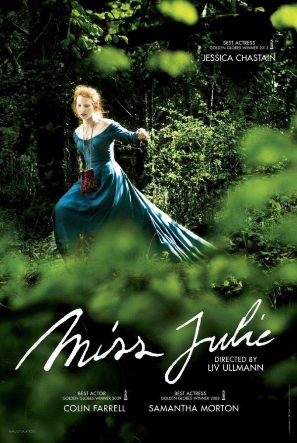 [ 電影 ] 【茱莉小姐】有些人「看不起」的愛情(無病)呻吟電影