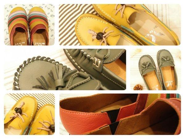 [ 特稿 ] 【德富手工鞋】自然耐穿的牛皮經典鞋