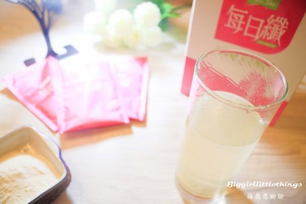 [ 健康 ] 【每日纖即沖纖維飲】一包19克膳食纖維好喝方便即飲的健康補充