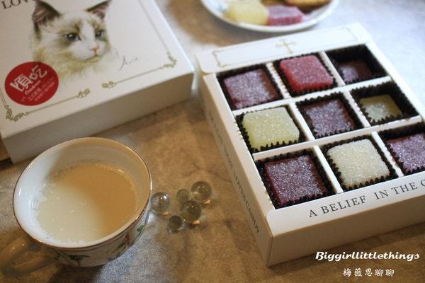 [ 食 ] 【頃吃】★a belief in the cat★法式軟糖‧永遠的一口甜讓生活都柔和起來!