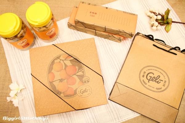 [ 食 ] 【金桔酥】★一口酥方塊酥金桔酥★民雄金桔觀光工廠~來嘉義伴手禮必帶!
