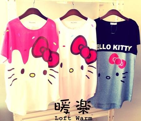 [日本雜貨] Hello! Hello Kitty...