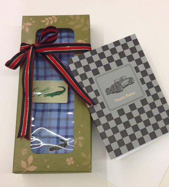 [日本雜貨] 父親節禮物大推薦~~ 質感手帕 Handkerchief