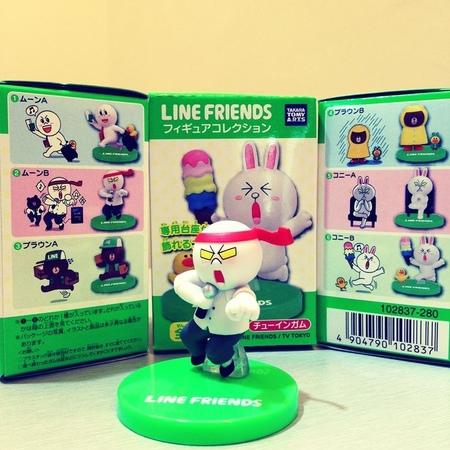 [日本雜貨] 暖樂 Loft Warm - Line Friends Love Our Friends
