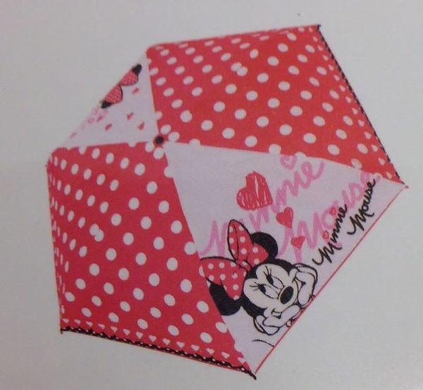 [日本雜貨] 熱銷雨傘~迪士尼 米奇米妮 透明縷空傘...小熊學校 摺疊傘...米妮 摺疊傘...