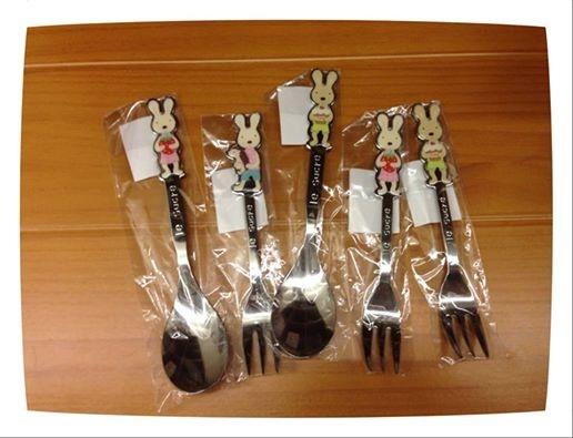 [日本雜貨] # 法國兔餐具 le sucre tableware #