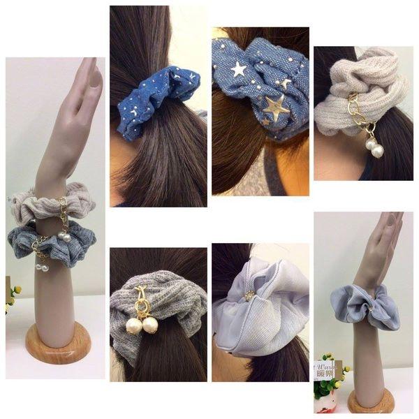 [日本雜貨] 長髮女孩 愛美麗  珍珠垂墜 花朵水鑽 日系風格髮飾上架囉!!
