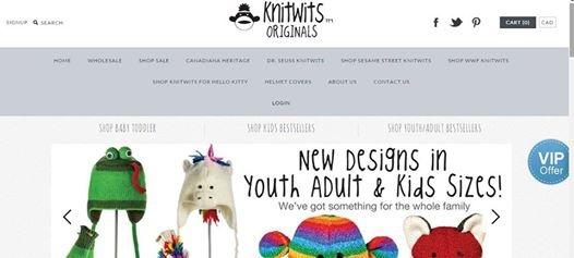 [歐美雜貨] Knitwits 羊毛帽