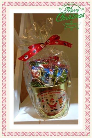 [日本零食] # 聖誕版 糖果餅乾組 #